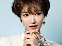 Go Joon Hee для Dazed February 2016