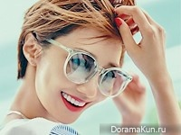 Go Joon Hee для Dazed March 2016