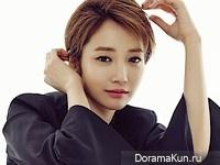 Go Joon Hee для Harper's Bazaar May 2016 Extra