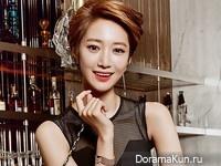 Go Joon Hee для J.estina Bag 2016