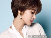 Go Joon Hee для Nain S/S 2016