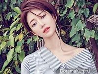 Go Joon Hee для Nain Summer 2016 CF