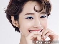 Go Joon Hee для Shu Uemura 2016 CF