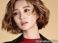 Go Joon Hee для Vogue September 2016