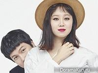 Gong Hyo Jin для Vogue March 2016
