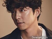 Gong Yoo для @Star1 July 2016