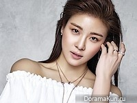 Ha Ji Won для Vogue Taiwan May 2016