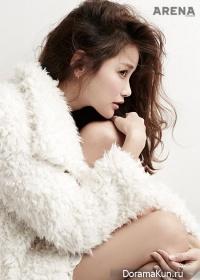 Ha Yeon Soo для Arena Homme Plus February 2016