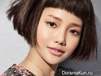 Ha Yeon Soo для InStyle January 2016