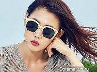 Han Hye Jin для Cosmopolitan July 2016