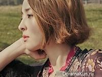 Han Hye Jin для Cosmopolitan May 2016