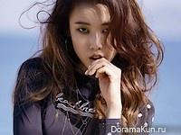Han Hye Jin для Grazia July 2016