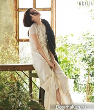Han Hyo Joo для Grazia April 2016 Extra