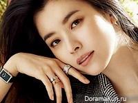 Han Hyo Joo для Grazia April 2016