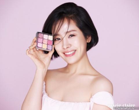 Han Ji Min для Marie Claire January 2016 Extra