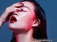 Han Ye Ri для Allure July 2016