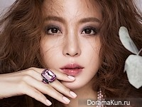 Han Ye Seul для Cosmopolitan February 2016 Extra