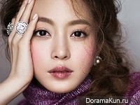 Han Ye Seul для Cosmopolitan February 2016