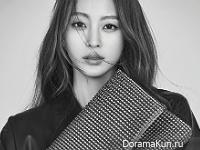 Han Ye Seul для DECKE 2016 CF