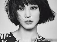 Han Ye Seul для Vogue May 2016
