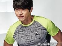 Hyun Bin для K2 2016 CF