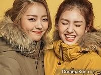 I.O.I (Nayoung, Somi, Yoojung) для @Star1 November 2016