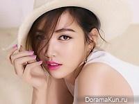 Im Joo Eun для Cosmopolitan July 2016