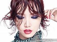 Im Joo Eun для Marie Claire March 2016