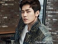Infinite (Hoya), Ahn Bo Hyun для InStyle March 2016