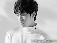 Infinite (Woohyun) для Nylon June 2016