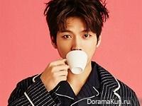 Infinite (Woohyun) для The Star June 2016