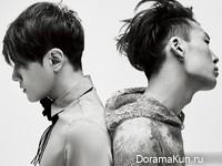 iKON для Harper's Bazaar Korea February 2016 Extra