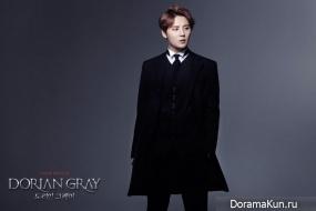 JYJ (Junsu) для Dorian Gray