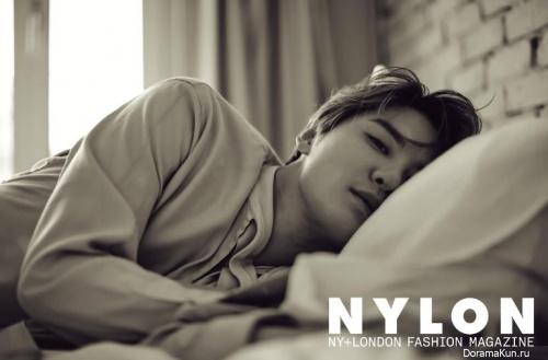 JYJ (Junsu) для Nylon June 2016