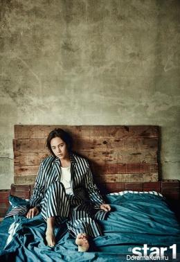 Jang Geun Suk для @Star1 April 2016 Extra