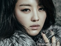 Jang Hee Jin для K WAVE December 2015