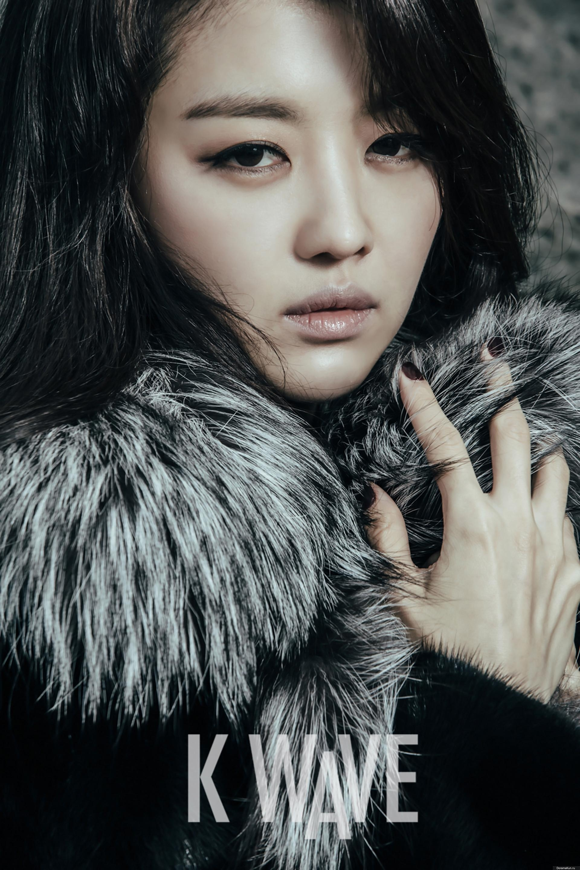 Jang Hee Jin для K Wave December 2015 Фотосессии