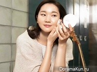 Jang Yoon Joo для Biotherm 2016 CF