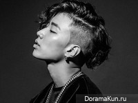 Jay Park для Vogue November 2015