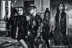 Jay Park для W Korea March 2016 Extra