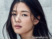 Jeon Ji Hyun для Marie Claire September 2016