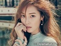 Jessica для Cosmopolitan May 2016