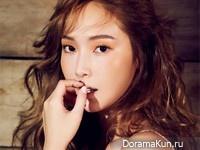 Jessica для Elle Korea June 2016