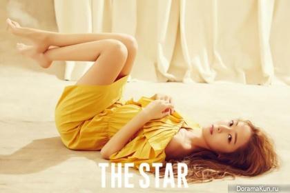 Jessica для The Star June 2016