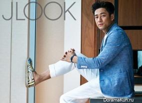 Ji Jin Hee для J Look May 2016