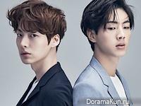 Ahn Jae Hyun, Ji Soo для Chris Christy S/S 2016