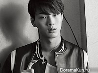 Ji Soo для Esquire April 2016