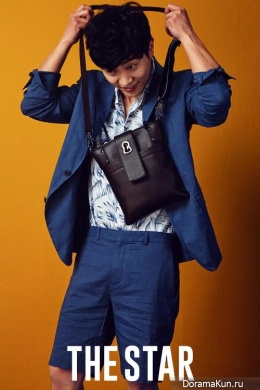 Jin Goo для The Star June 2016