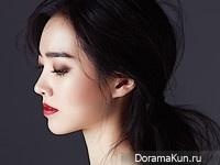 Jin Se Yeon для SURE May 2016