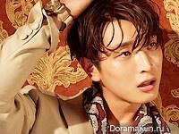 2AM (Jinwoon) для Dazed July 2016